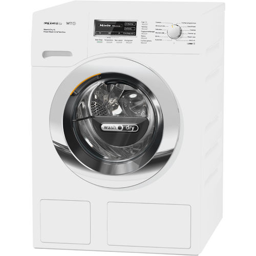 WTZH 730 WPM Washer-Dryer product photo Back View L