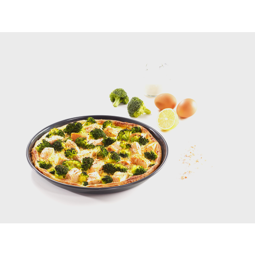 HBF 27-1 Round Baking tray product photo Laydowns Detail View L
