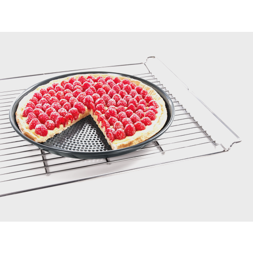 HBFP 27 Round Perforated Baking Tray product photo View31 L