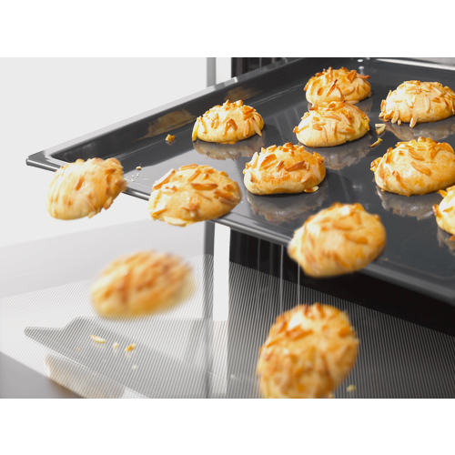 HBB 71 Genuine Miele baking tray product photo Back View L