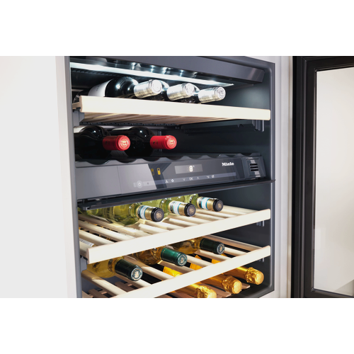 KWT 6321 UG Built-under wine conditioning unit product photo Laydowns Detail View L