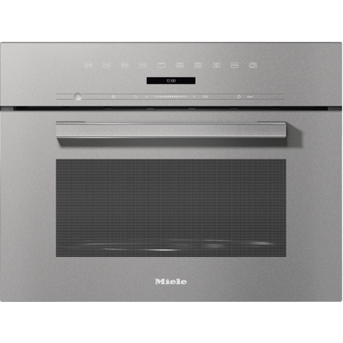 M 7244 TC VitroLine Graphite Grey Built-in Microwave oven product photo