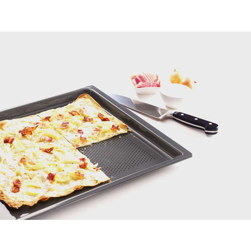 HBBL 71 Perforated gourmet baking tray product photo Laydowns Detail View L