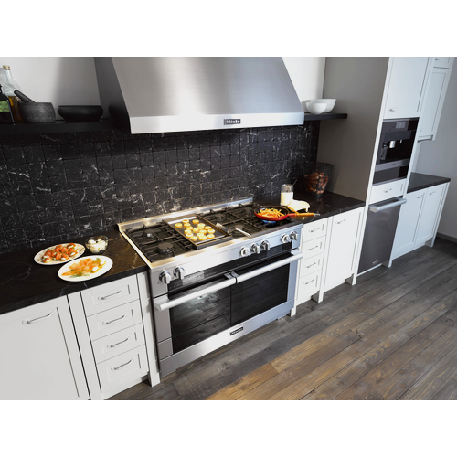 HR 1956 G 48 inch Freestanding Cooker product photo Laydowns Detail View L