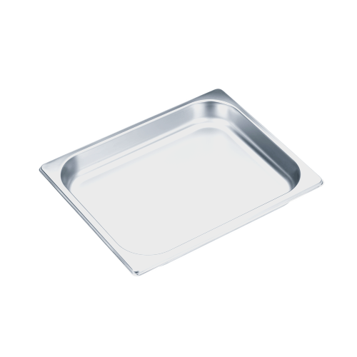 DGG 15 Unperforated steam cookingcontainer product photo Front View L