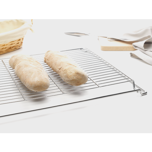 HBBR 71 Genuine Miele baking and roasting rack product photo Back View L