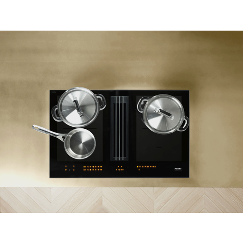 KMTS5704-1 iitalia 4-pan Induction Cookware Set product photo Back View L