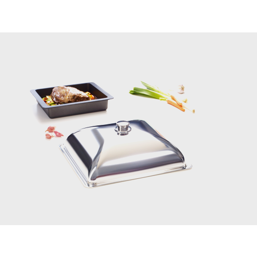 HBD 60-35 Oven Dish Lid product photo Laydowns Detail View L