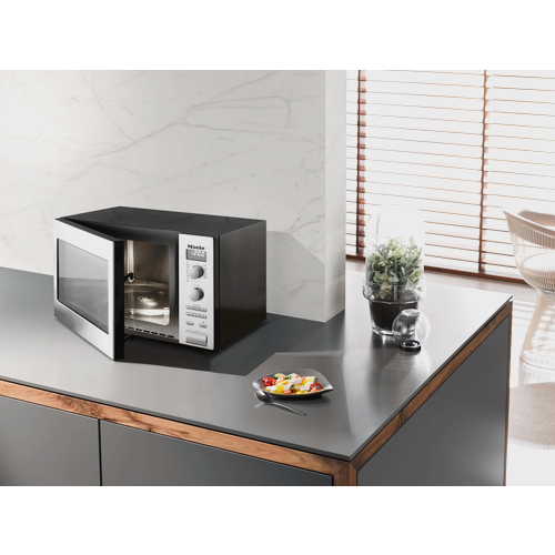 M 6012 Benchtop microwave oven product photo Laydowns Detail View L