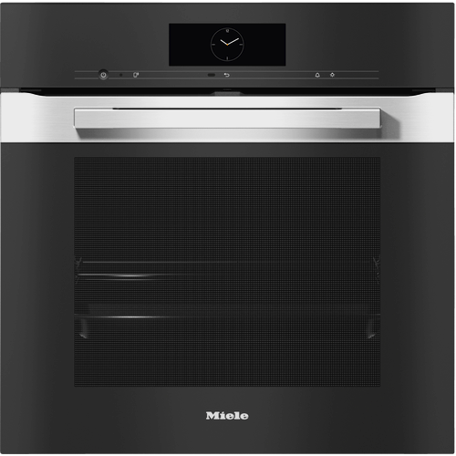 H 7860 BP PureLine CleanSteel Pyrolytic Oven product photo