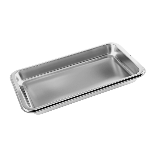DGG 1/2 - 40L Unperforated steam cookingcontainer product photo Front View L