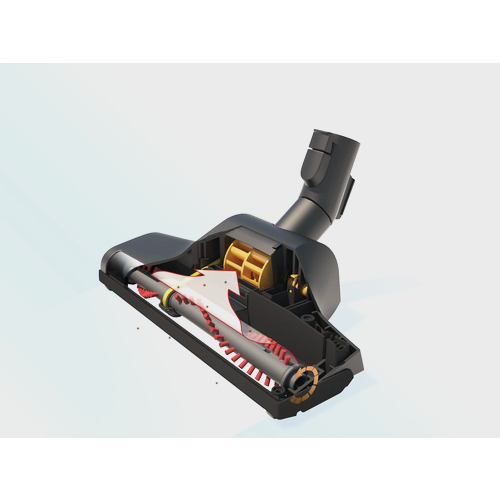 STB 305-3 TurboTeQ Floorhead product photo Back View L