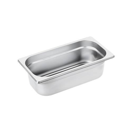 DGG 7 Unperforated steam cooking container product photo Front View L