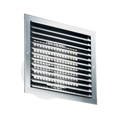 DFG 200 Fresh air grille product photo Front View L