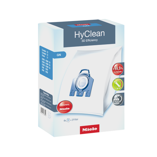 SB GN HyClean 3D HyClean 3D Efficiency GN dustbags product photo
