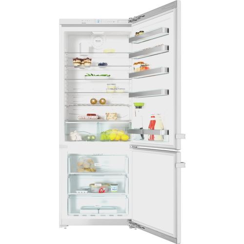 KFN 15943 D edt/cs Freestanding fridge-freezer product photo