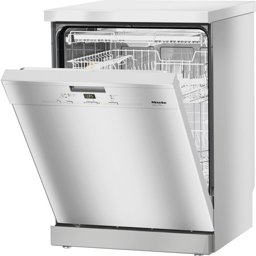 G 4310 SC Front Active Eco Freestanding dishwasher 60cm Wide product photo Back View1 L