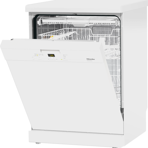 G 4310 SC Active Eco BRWS Freestanding dishwasher 60cm wide product photo Back View1 L