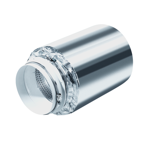 DASD 150 Silencer product photo Front View L