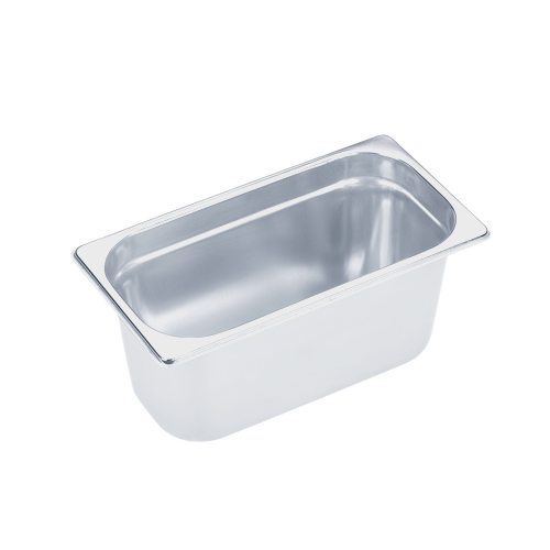 DGG 9 Unperforated steam cooking container product photo
