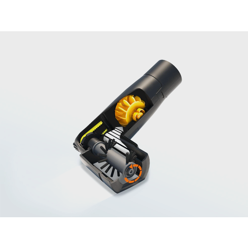 STB 20 Handy turbobrush - Turbo XS product photo Back View L