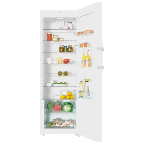 K 28202 D WS Freestanding Refrigerator product photo Back View L