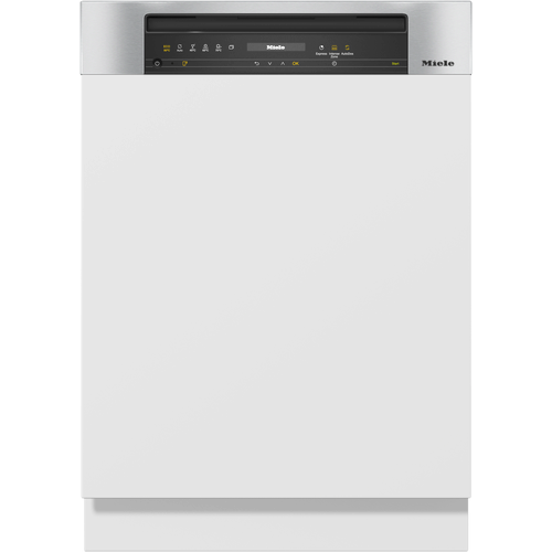 G 7319 SCi XXL AutoDos CLST Integrated dishwasher product photo Front View L