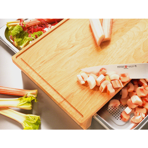 DGSB Wooden cutting board product photo Laydowns Back View L
