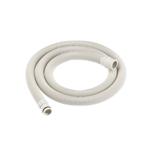 Miele Washing Machine Drain hose - Spare Part 10103860 product photo Front View L