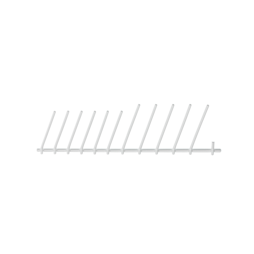 Miele Dishwasher Row of spikes- Spare Part 07506610 product photo Front View L
