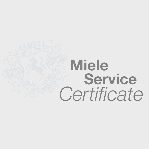 Washing Machine Miele Service Certificate product photo Front View L