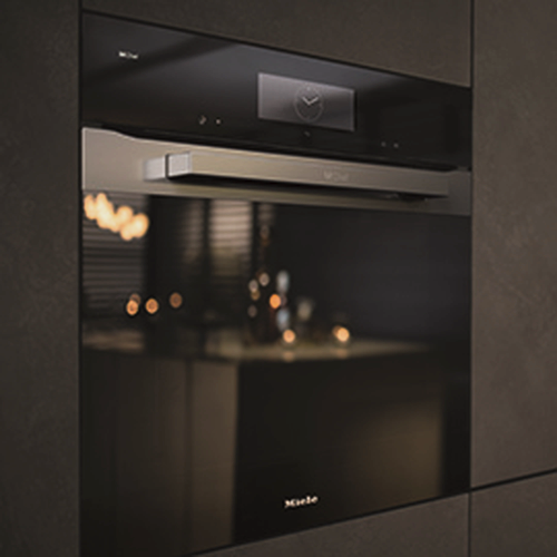 DO 7860 Dialog Oven Obsidian Black product photo View4 L