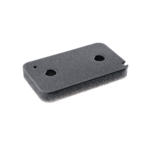 Plinth filter for tumble dryers product photo Front View L