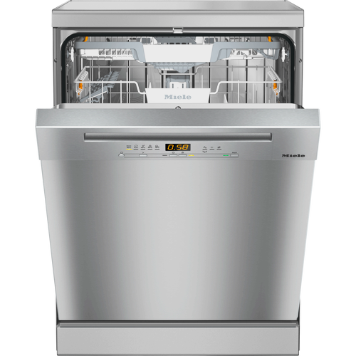 G 5210 SC CLST Active Plus Freestanding dishwasher product photo Back View L