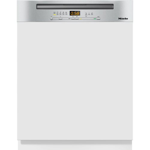 G 5210 BKi CLST Active Plus Integrated dishwasher product photo Front View L
