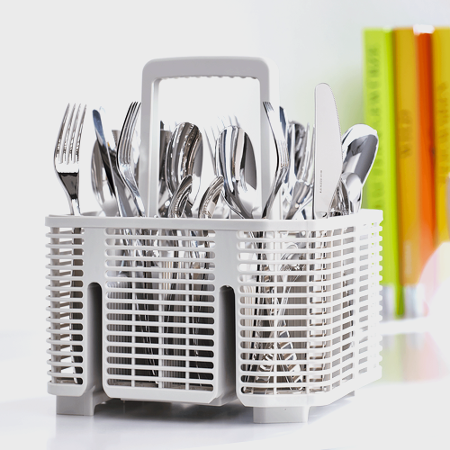 Miele Dishwasher Cutlery Basket product photo Front View L