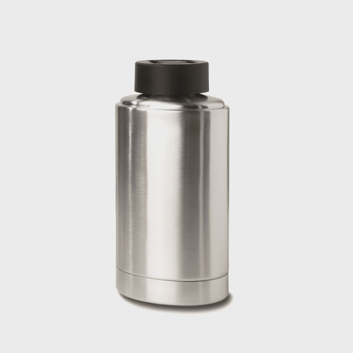 Stainless steel thermos flask for CVA 5000 product photo Front View L