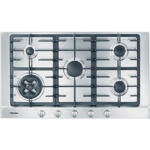 KM 2052 Gas hob product photo Front View L