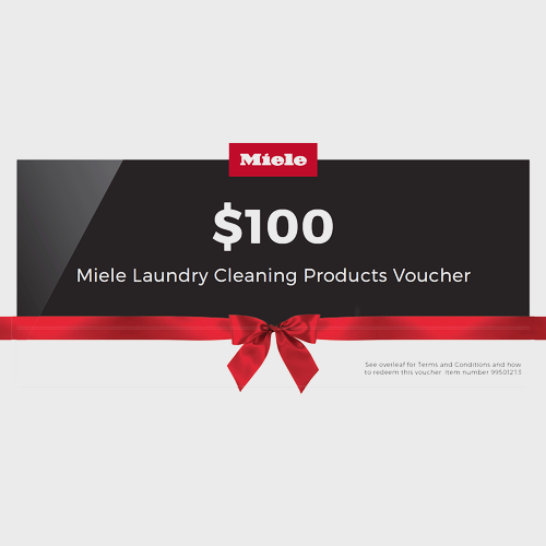 $100 Laundry Cleaning Products Voucher product photo Front View L