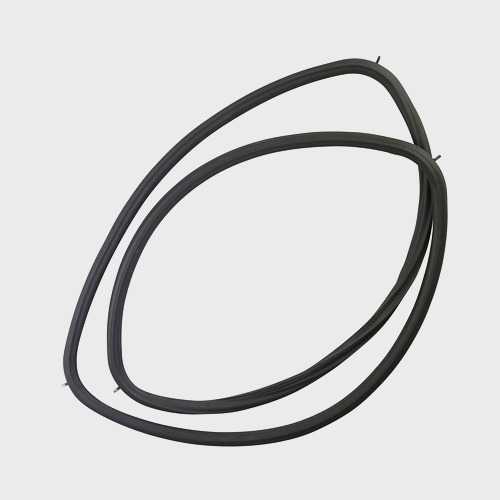 Miele Oven Seal - Spare Part 07512591 product photo Front View L