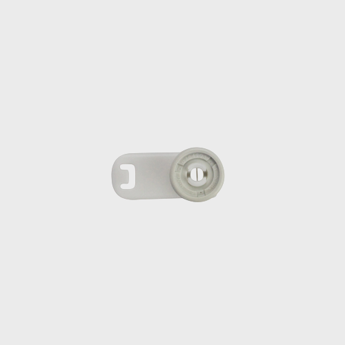 Miele Dishwasher Holder - Spare Part 07649011 product photo Back View L