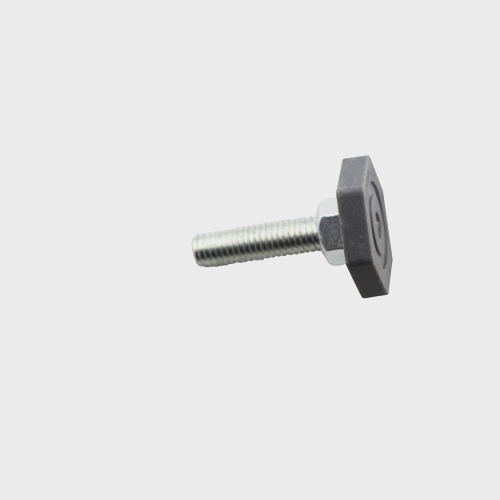 Miele Tumble Dryer Foot - Spare Part 05899410 product photo Front View L