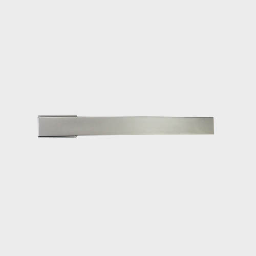 Miele Refrigeration Handle - Spare Part 10851200 product photo Back View L