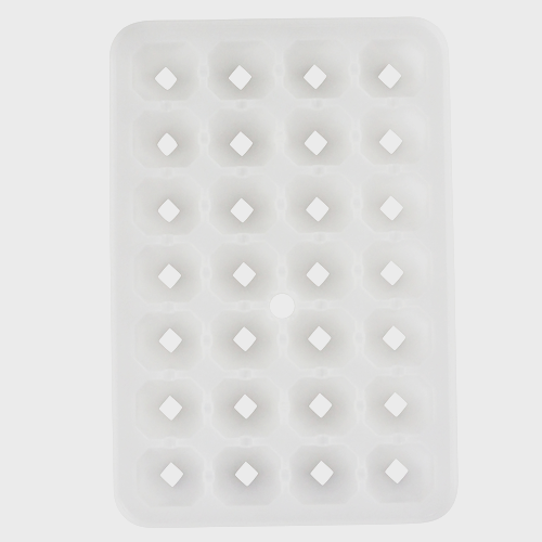 Miele Refrigeration Ice Tray - Spare Part 05772372 product photo Front View L