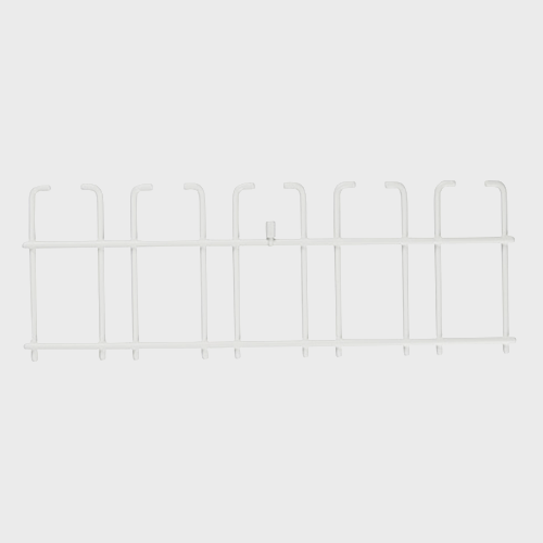 Miele Dishwasher Cup rack - Spare Part 07506640 product photo Front View L
