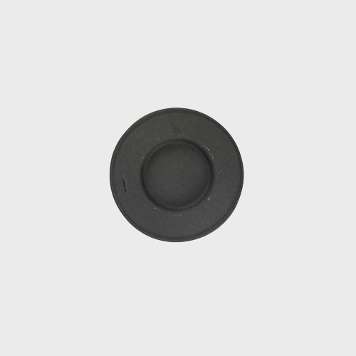 Miele Cooktop & Combiset Burner Cap - Spare Part 08281390 product photo Back View L