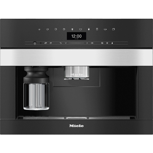 CVA 7440 PureLine CleanSteel Built-in coffee machine product photo